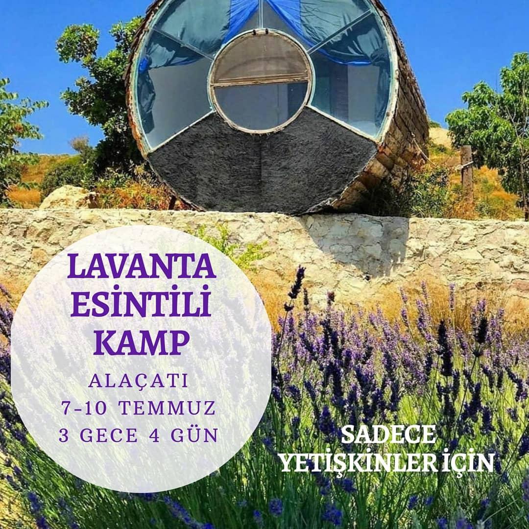 Lavanta Esintili Kamp