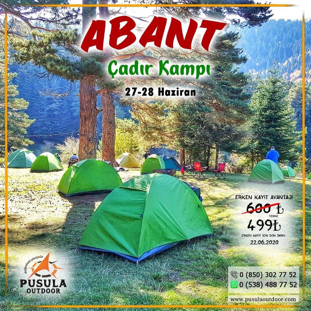 Abant Çadır Kampı