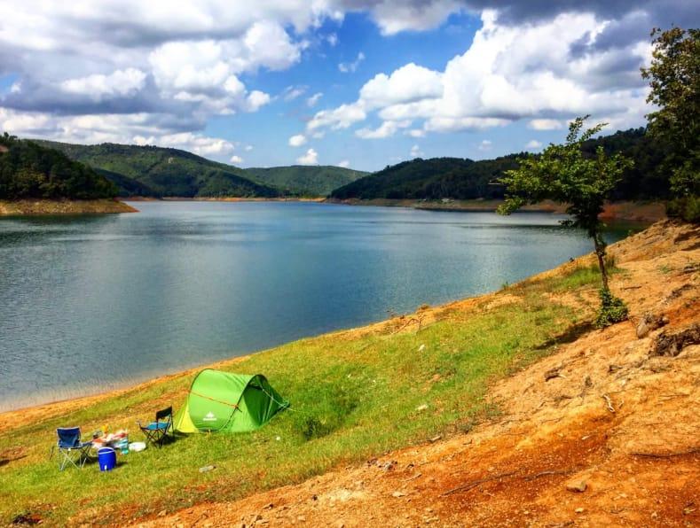 Darlık Barajı Gölü
