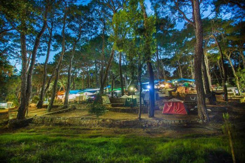 İncekum Orman Kampı
