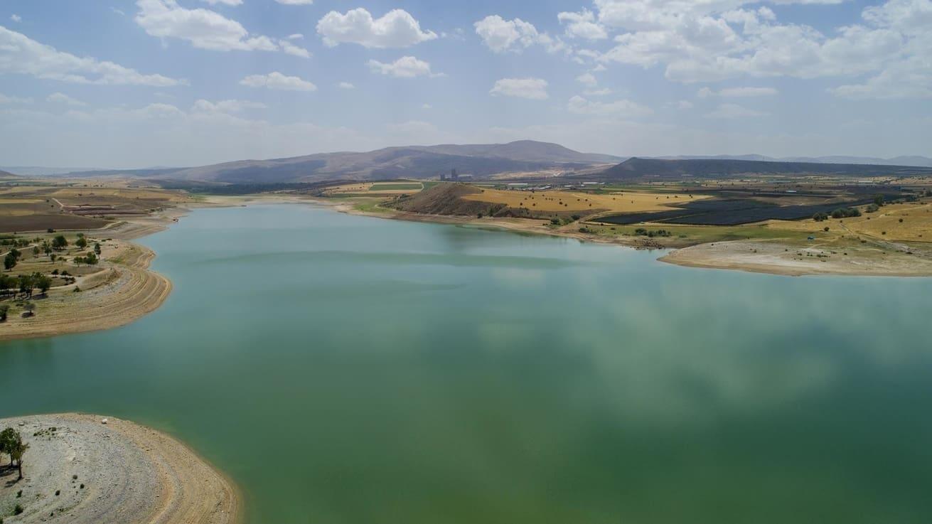 Sarımsaklı Barajı